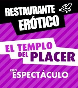 Restaurante Erótico en Madrid