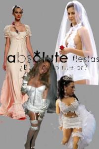 Vestidos Cibeles Novias 2009