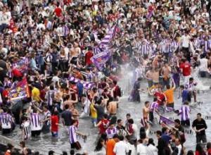 Fiestas de fútbol