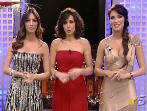 Look Nochevieja Pilar Rubio, Sara Carbonero y Marta Fernandez